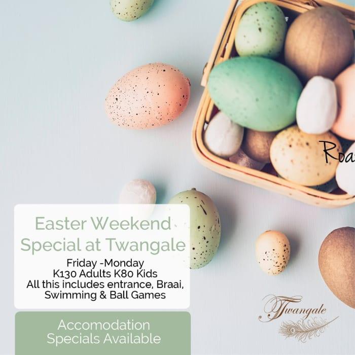 Easter weekend special