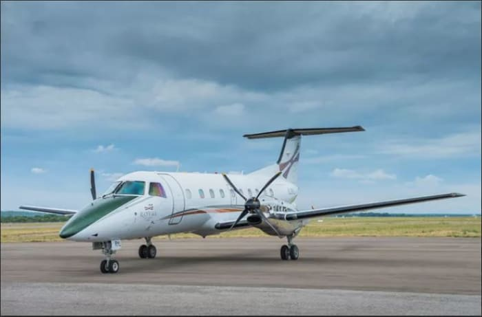 Reliable and affordable flights throughout Zambia and beyond