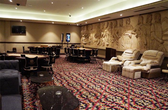 Senator's Club - premier lounge