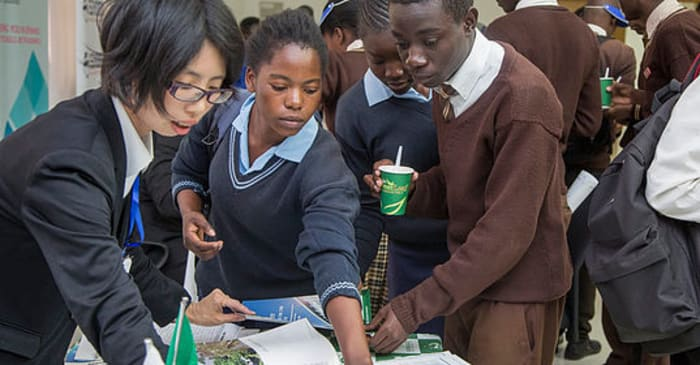 Zambia Education Fair