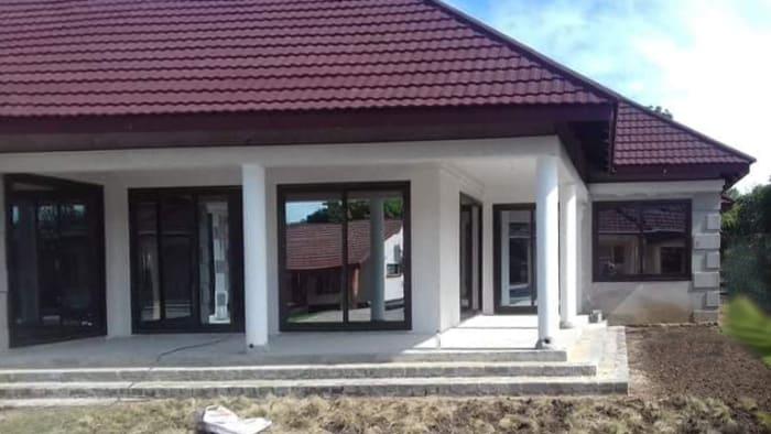 Advantage of aluminium windows is the slimline frames materials inherent strength