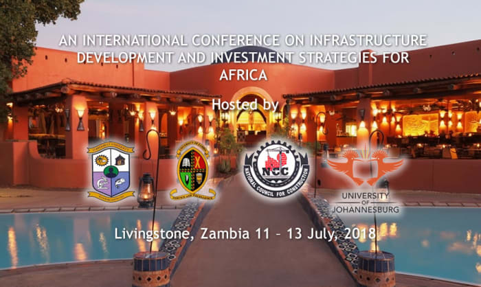 Platinum sponsors of International Conference on Infrastructure Development and Investment Strategies for Africa