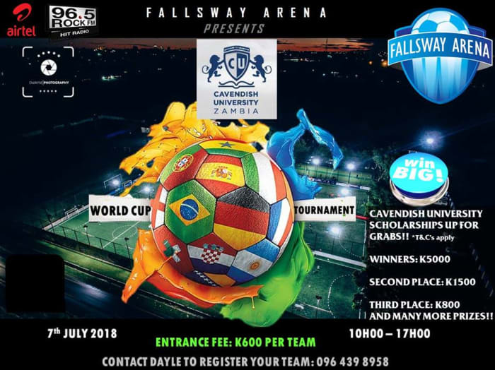 Cavendish University World Cup Tournament