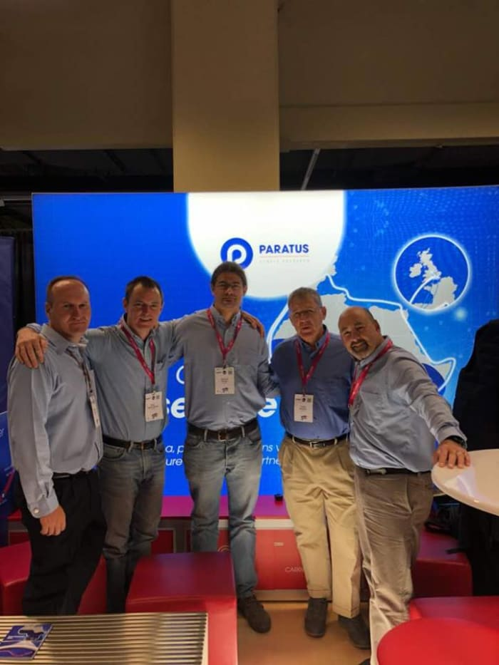 Paratus attends the International Telecoms Week in Chicago