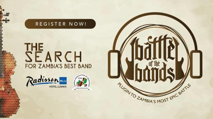 Battle of Bands Zambia - 2018