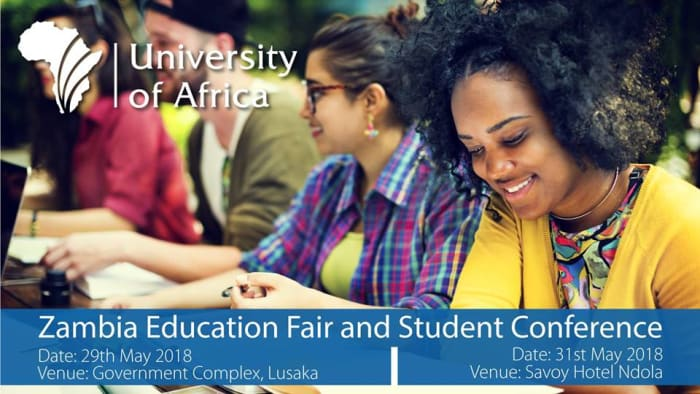 Zambia Education Fair and Student Conference - Lusaka