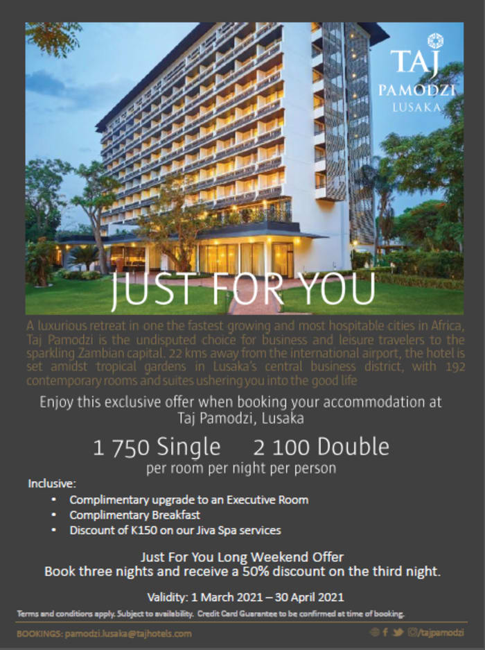 Book 2 nights, get 50% off your 3rd night!!