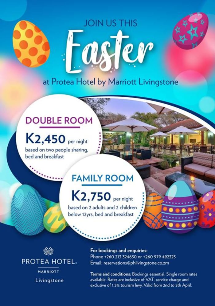 Join Protea Hotel by Marriott Livingstone