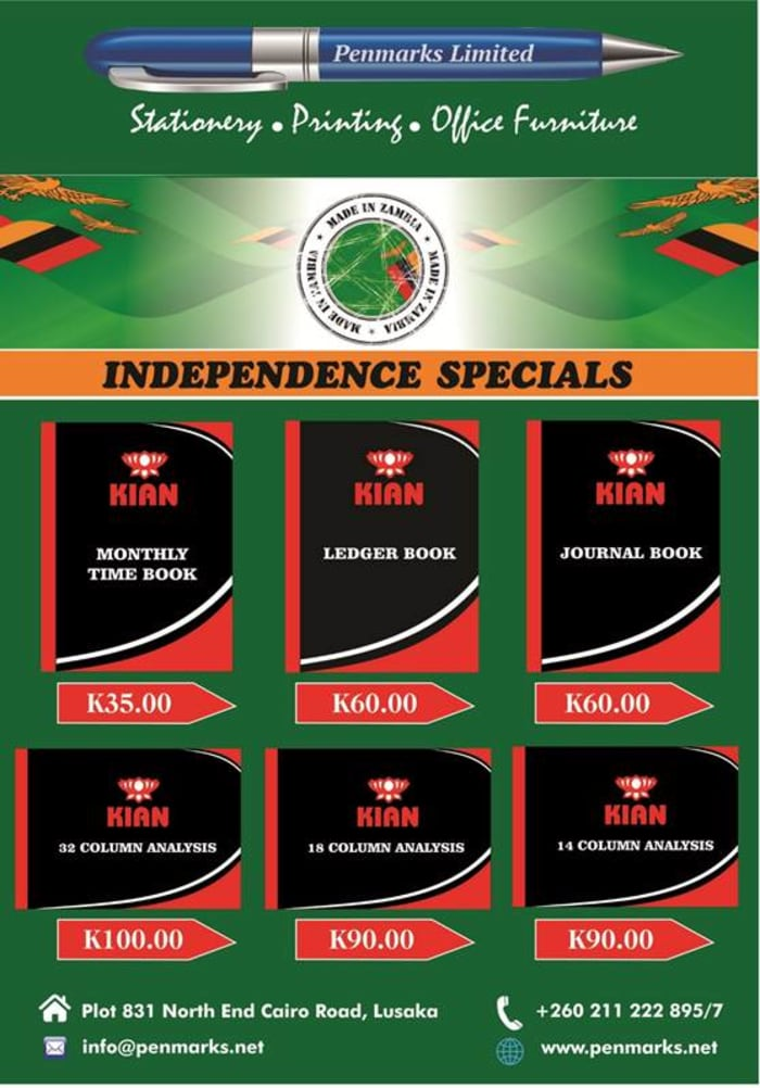 Independence special - office stationery discounts