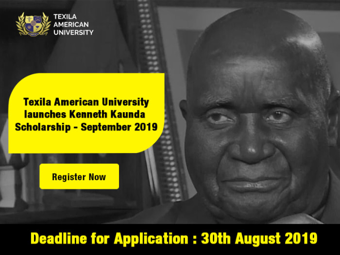 Texila American University launches Kenneth Kaunda Scholarship