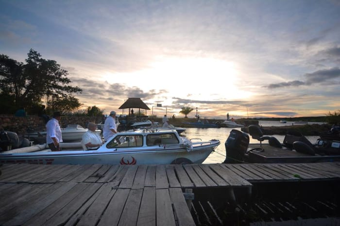 Rooms available for the Tanganyika Angling Challenge