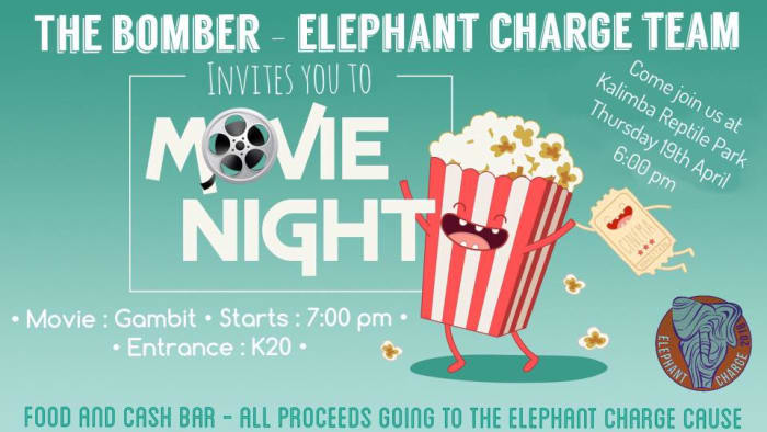 Elephant Charge Movie Nights