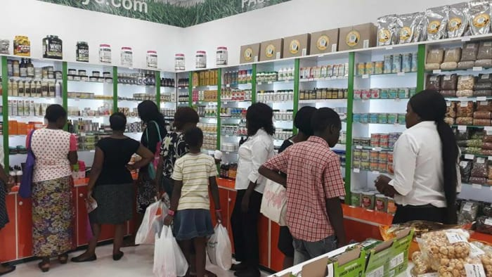 New store opens at Novare Great North Shopping Mall