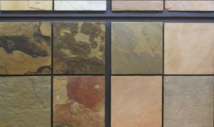 A comprehensive range of tiles and sanitary ware