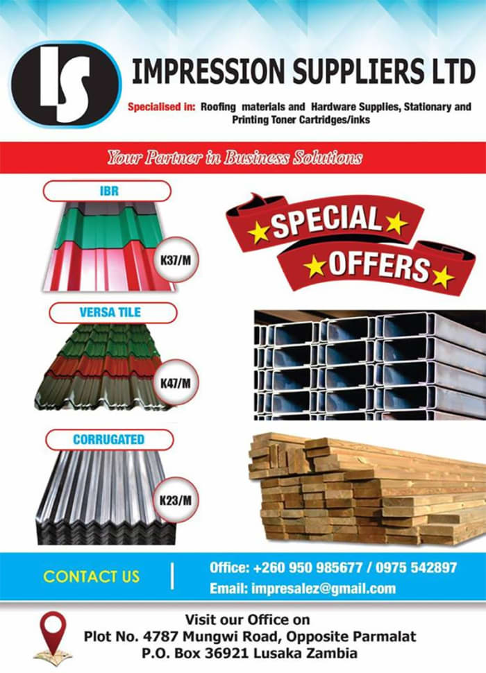 Stock a wide range of high quality affordable roofing sheets