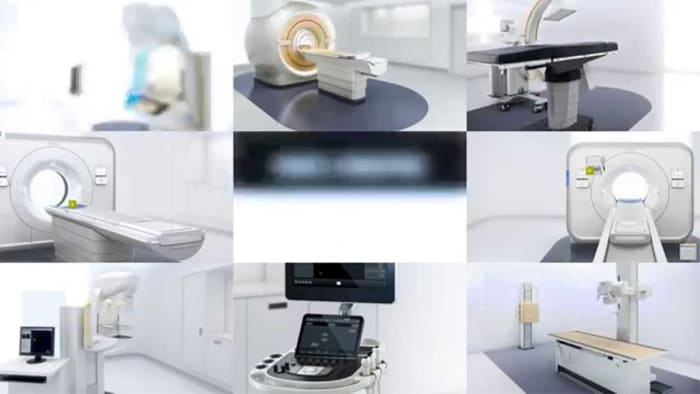 The Best in Medical technology from Specialised System Ltd by Philips