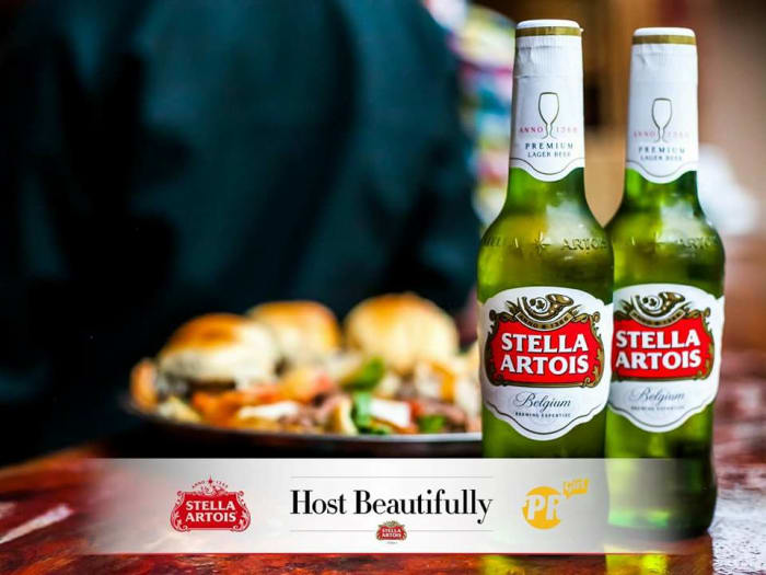 Stella Artois launch event at The Roan and Sable