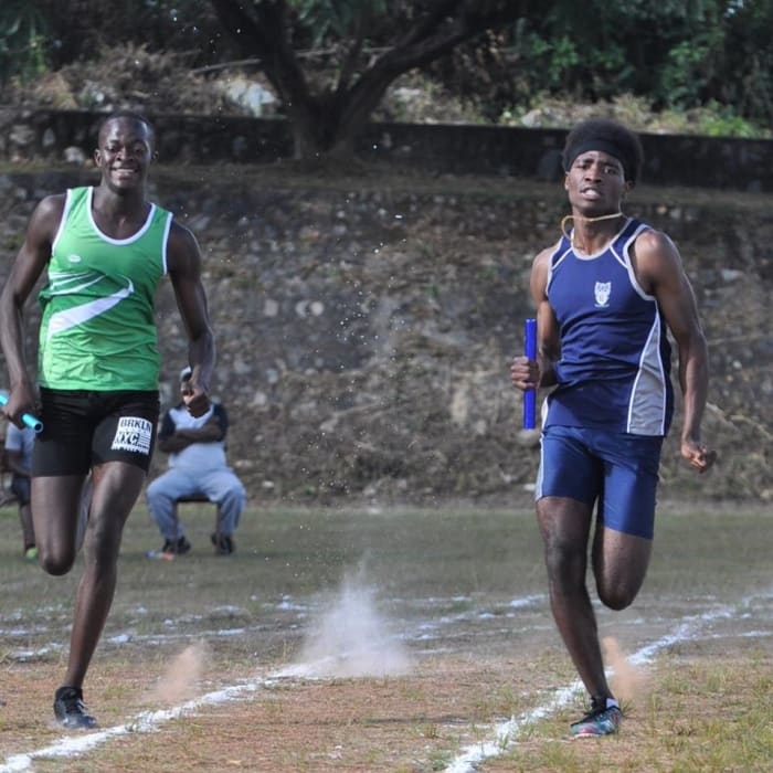 Students win 2nd place in Regional ISAZ Athletics Competition