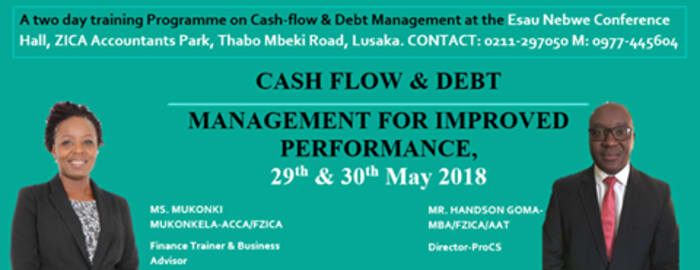 Cash-Flow and Debt Management For Improved Performance - Training