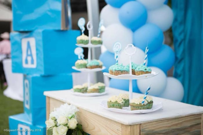 Book your baby shower or kitchen party at Villa Emile