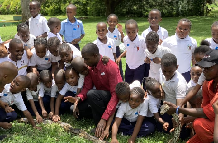 Kalimba is popular destination for school trips and group day trips