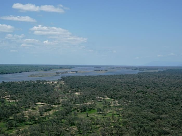 6Ha land for sale in Lower Zambezi