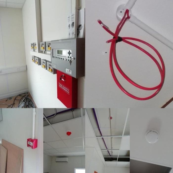 Free quotation and accredited fire alarm system installers