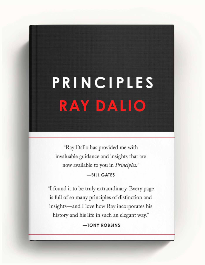 'Principles' book now available at Bookworld