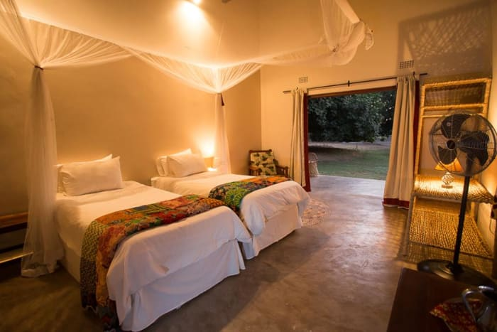 Luangwa on sale - 3 nights package