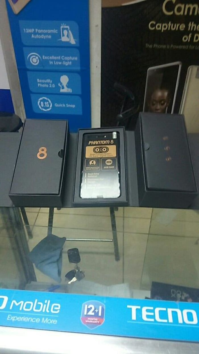 Phantom 8 available at Phone house company