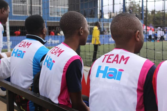Hai team participates in Futsal Tournament