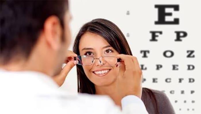 An international standard optician service