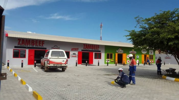 New Zambeef store opens at Kasama Road