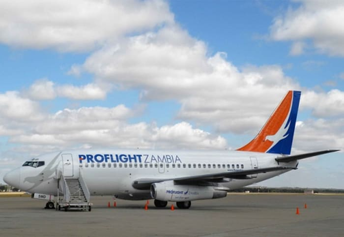 20% off Proflight return fares