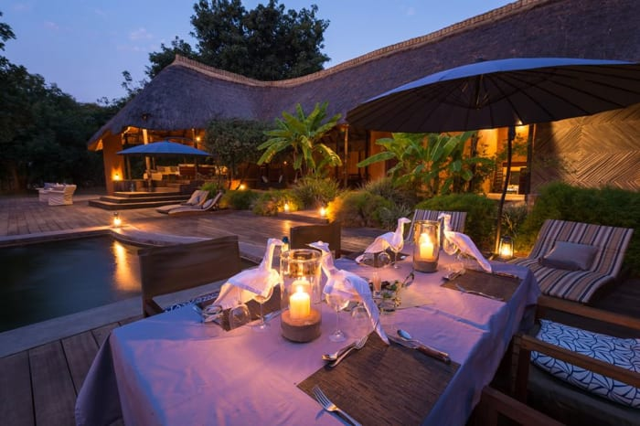 South Luangwa Park valentine's package