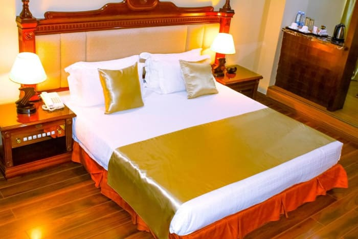New refurbished rooms