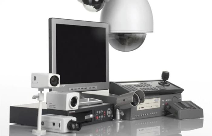 Supply and installation of a complete array of security systems