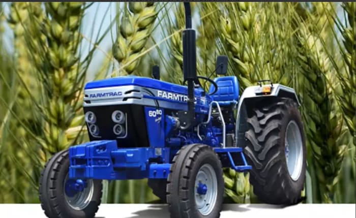 Farmtrac tractors from 35 HP to 90 HP engines