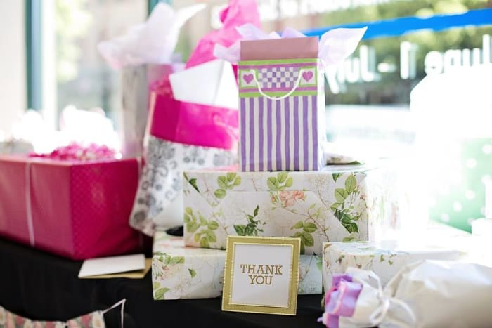 Host your bridal shower at The Retreat