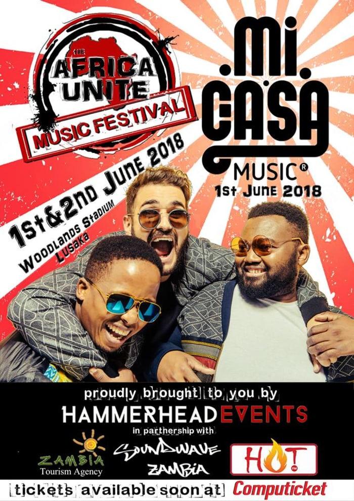Africa Unite Music Festival