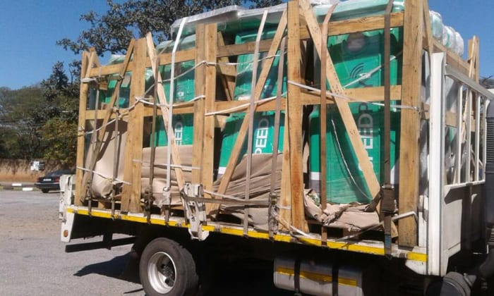 New SpeedPay Kiosks arrive in Lusaka