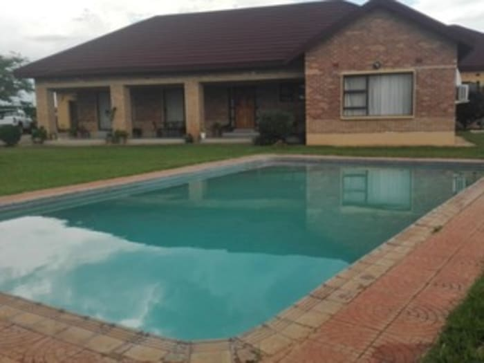 4 bedroom house for rent near Chilanga