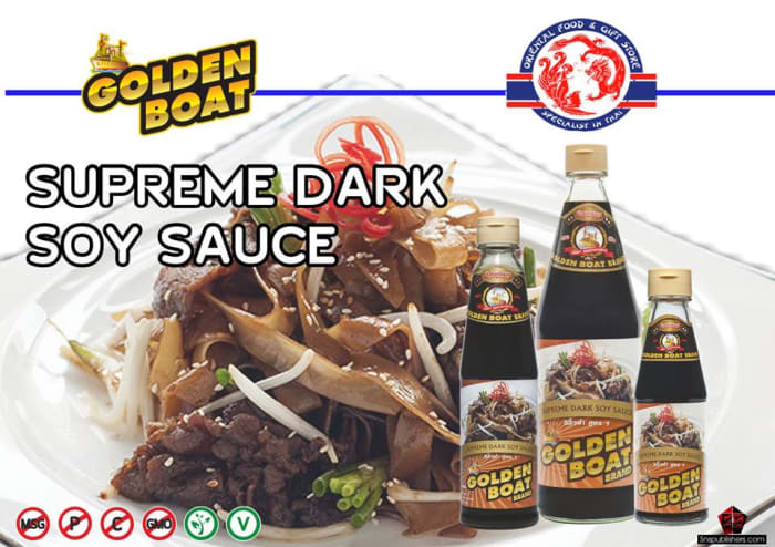 Light and dark soy sauces available in stock
