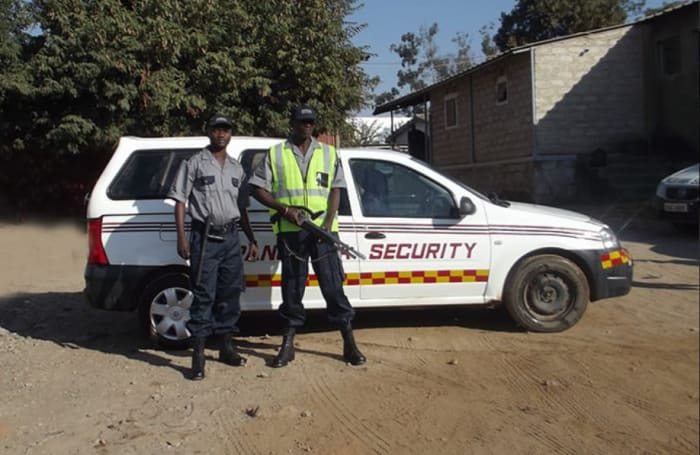 Rapid response is a security services provided by Panorama Alarm Systems