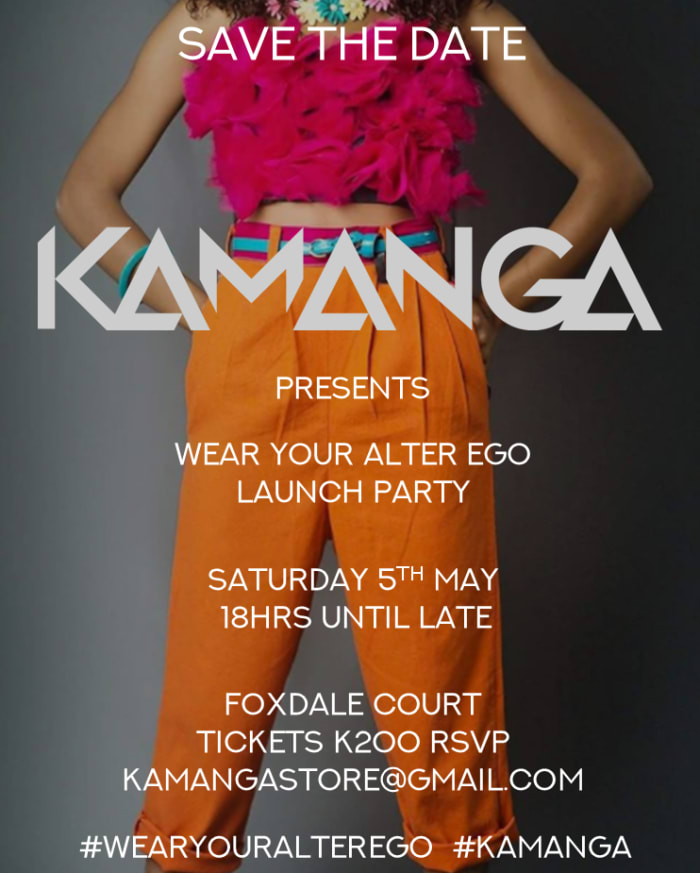 Kamanga store launch party