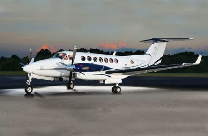 Corporate aircraft management and consultancy