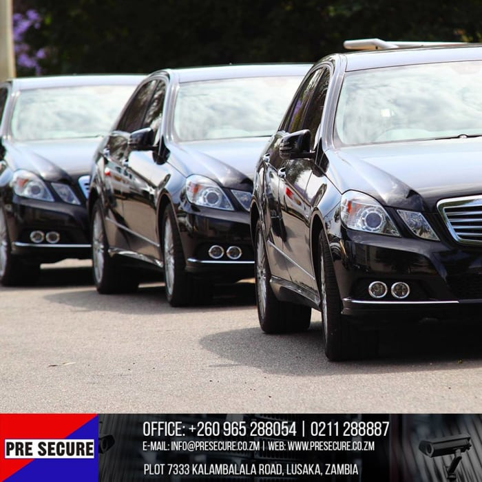 VIP security escort service available