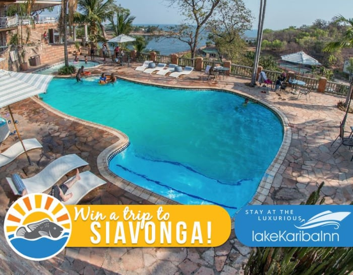 Win a Valentine's trip to Siavonga