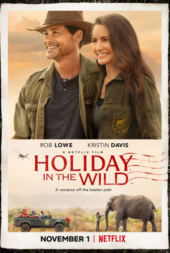 Holiday In The Wild - official Zambian screening