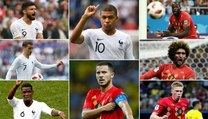Watch the World Cup Semi-finals at Keg and Lion